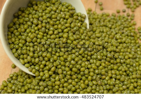 The mung bean was domesticated in Persia (Iran), where its progenitoroccurs wild. Archaeology has turned up carbonized mung beans in many sites in India. Exhibit Powerful Antioxidant Properties.