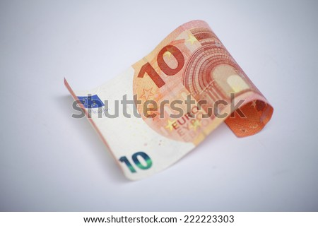 the new ten euro, new ten euro