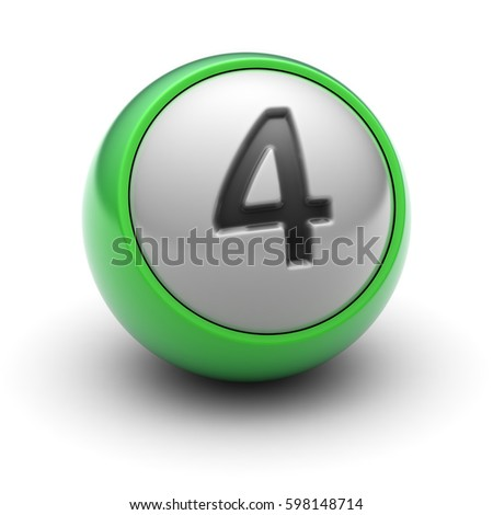 The Number on the Ball
