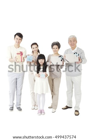 The Oriental family