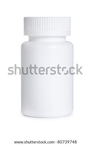 The packs of pills - abstract medical - stock photo