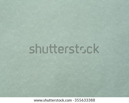 The paper texture on green color for background