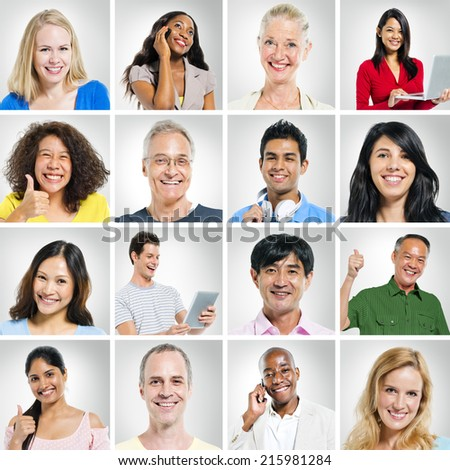 The Positivity - stock photo