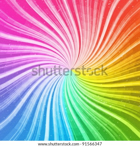 The power of the background color. - stock photo