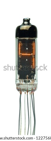 The real numtron filament tube indicator (4)