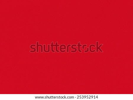 The Red fabric texture, color and freshness. - stock photo