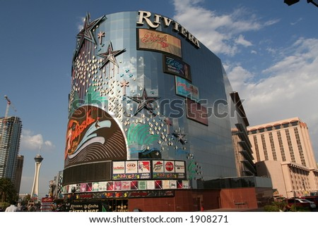 the Riviera hotel in Las Vegas, NV