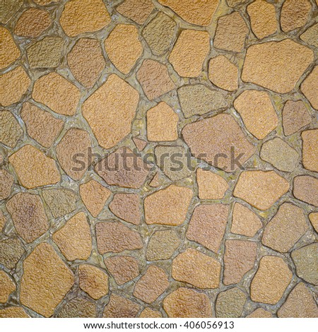 the Rock wall seamless texture.