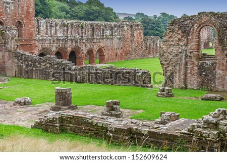The Ruins of Furness Abbey