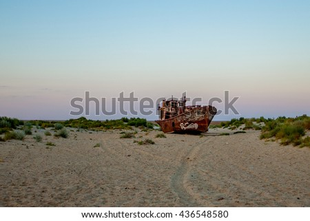 the background of the aral sea This ecological disaster has been decades in the making the aral sea, running  the border between kazakhstan and uzbekistan in central.