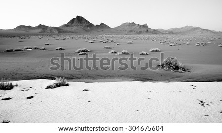 The salt melts the snow first on the flats at sunset - stock photo