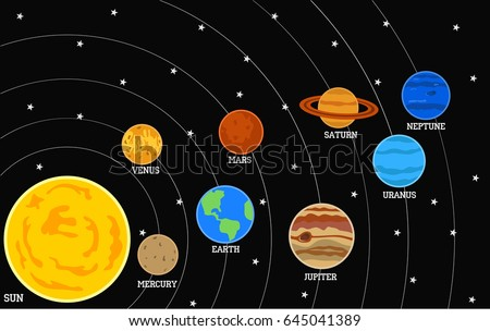 solar system milky way galaxy study stock illustration. Black Bedroom Furniture Sets. Home Design Ideas