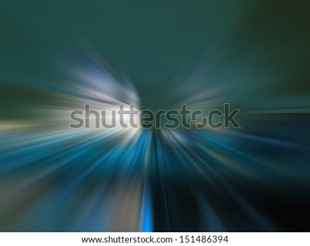 the speed of light on the road