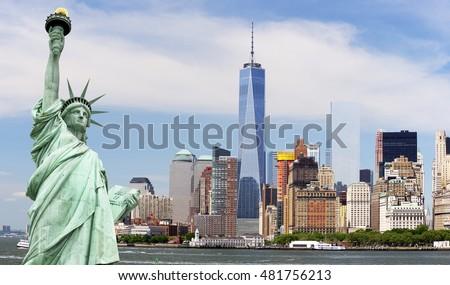 Resultado de imagen para tower liberty statue