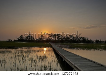 Coast intercoastal stock images royalty free images for Renew nc fishing license