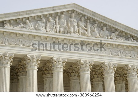 The Supreme Court in Washington, DC