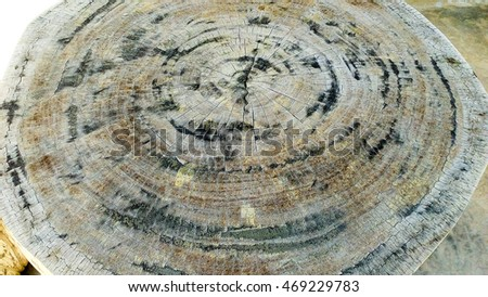 The surface grain brown. Background texture wood.