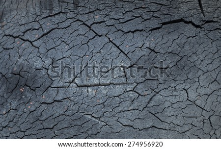 The surface of an old, weathered tire. - stock photo