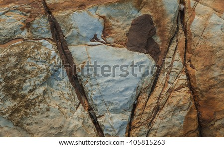 The surface of natural stone beach background.