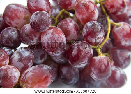 The sweetest grapes