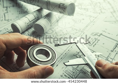 The technical drawings