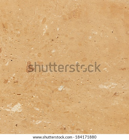 The texture of clay walls - stock photo