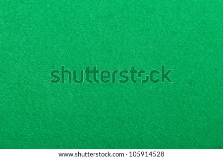 The texture of green cloth. High detailed photo closeup - stock photo