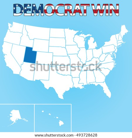 The United States Election Ilration For Utah