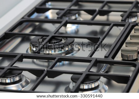 Kitchen Stove Top stove top burner stock images, royalty-free images & vectors