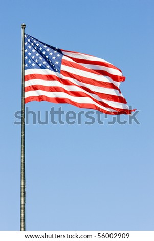 the USA flag
