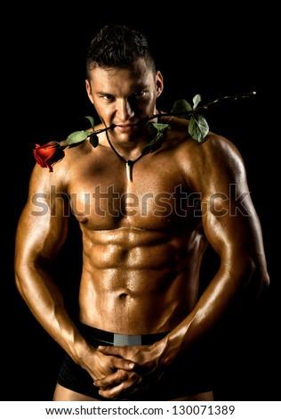 Men fitness models n u d