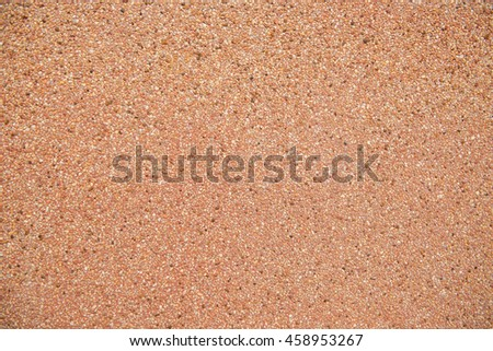 The wall of sand texture background.pattern of stone wall surface.
