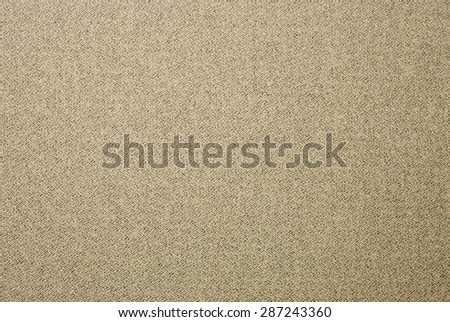The walls were covered with cloth studio are decorated background - stock photo