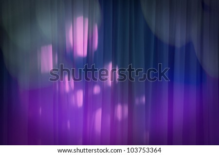 Theater Background - stock photo