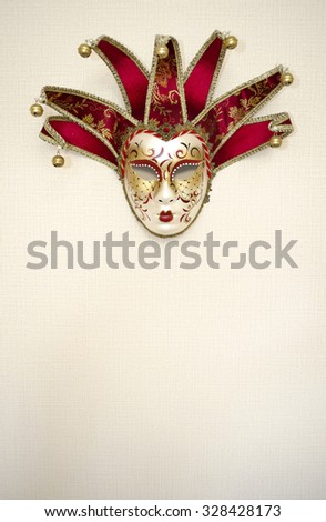 Theater/masquerade mask