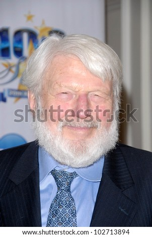 Theodore Bikel at the 2010 Night of 100 Stars Oscar Viewing Party, Beverly Hills Hotel, Beverly Hills, CA. 03-07-10