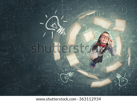 There is great idea in my mind - stock photo