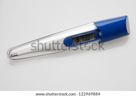 thermometer - stock photo