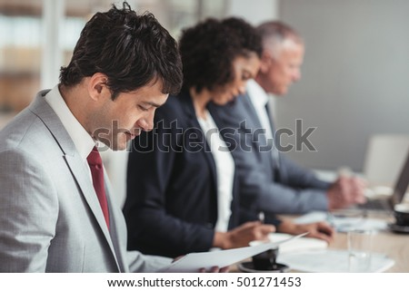 They are a focused team of business professionals