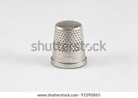 thimble for finger protection