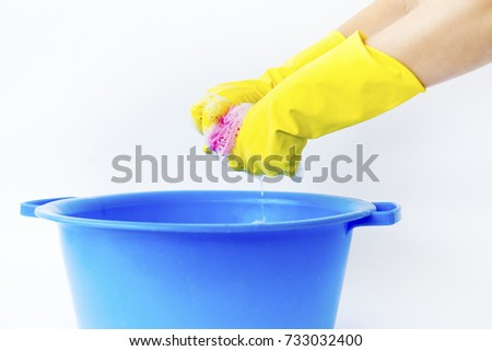 Things for cleaning