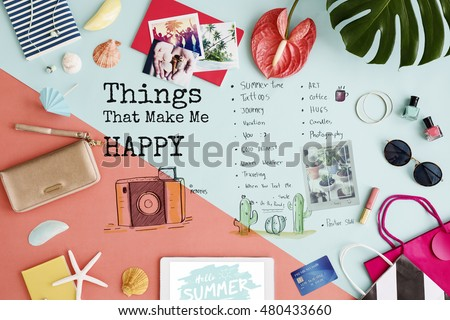 3 things that make me happy essay Things that make me happy every month or so, i like to make a list of things that make me happy the rules are: • they have to be little things that i don't appreciate often enough or take for granted.
