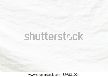 this is cloth White fabric texture - stock photo