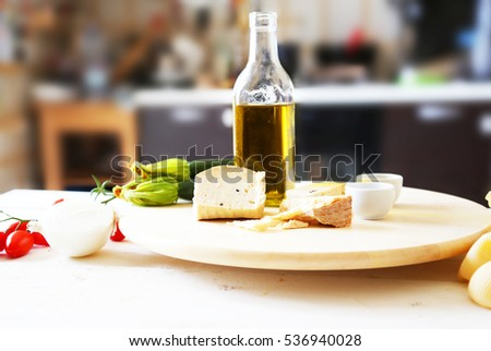 This is photo with food ingredients