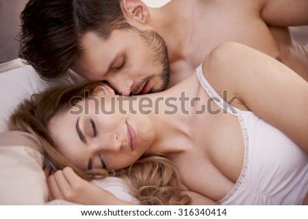 This moment when we are together - stock photo