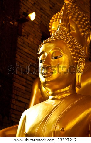 This photo.the lord buddha look like crying.may be reach to dark age