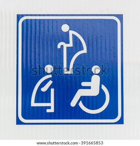 This place for Disabled Handicap, elderly person, Pregnant women