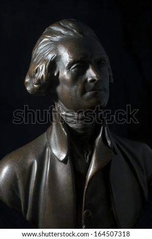 Thomas Jefferson - stock photo