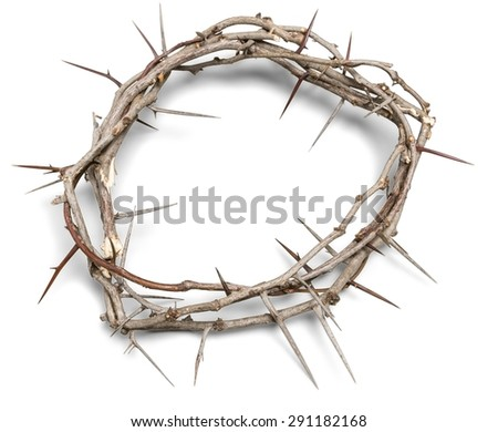Thorn, Crown Of Thorns, Grief.