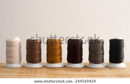 thread set - stock photo